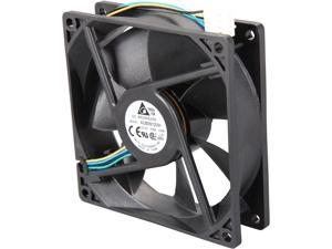 AUB0912VH PWM Cooling Fan 3800 RPM 68 CFM 45 dBA 92x92x25mm