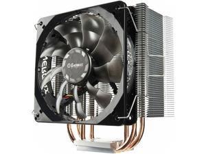 Enermax ETS-T40 Fit 120mm CPU Air Cooler 200W TDP, 4 Direct Contact Heat Pipes, 120mm Silent PWM Fan, AMD Ryzen / Intel LGA 1200/1151, ETS-T40F-TB