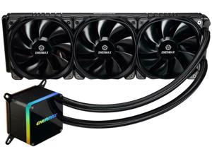 Enermax Liqtech II 360 ELC-LTTO360-TBP All-in-One 360mm Liquid CPU Cooler