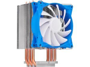 SILVERSTONE AR08 140mm Long life sleeve CPU Cooler