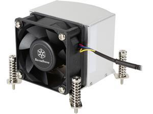 SILVERSTONE SST-AR09-115XS 60mm 2 Ball CPU Cooling