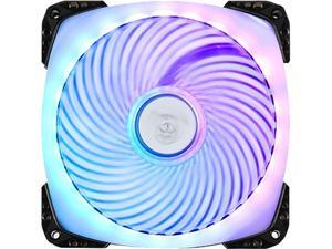 Rosewill 120mm True RGB LED Case Fans (3-Pack) and 8-Port Fan Hub, Ultra  Quiet Cooling with Long Life Rifle Bearings - Rosewill RGBF-S12001 Dual  Ring