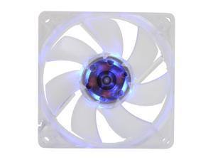 SilenX EFX-08-15B 80mm Blue LED Effizio Quiet Case Fan