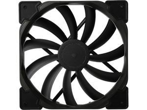 Fractal Design Venturi HF Series Black Fluid Dynamic Bearing High Airflow 140mm Case Fan