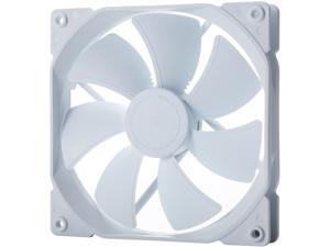Fractal Design Dynamic X2 GP-14 140mm High Durability Long Life Sleeve Bearing White Edition Computer Case Fan