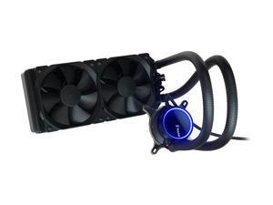 Fractal Design Celsius+ S24 Dynamic X2 PWM Black 240mm Silent Performance Slim Radiator AIO CPU Liquid/Water Cooler