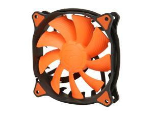 COUGAR Vortex PWM 120mm (CF-V12HP) Cooling Fan with Hydro-Dynamic Bearing and Pulse Width Modulation (Orange Version)