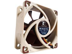 Noctua A-Series NF-A6x25 FLX. 60mm Blades with AAO Frame, SSO2 Bearing Premium Fan