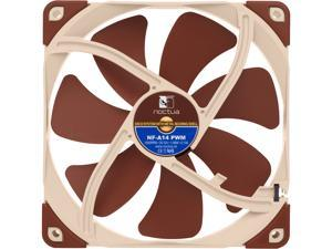 Noctua NF-A14 PWM, Premium Quiet Fan, 4-Pin (140mm, Brown)
