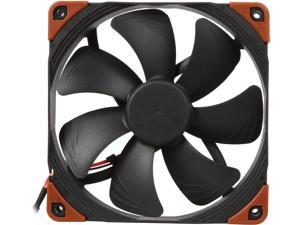 Noctua NF-A14 iPPC-2000, 3-Pin, Heavy Duty Cooling Fan with 2000RPM (140mm, Black)