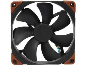 Noctua NF-A14 iPPC-2000 PWM, 4-Pin, Heavy Duty Cooling Fan with 2000RPM (140mm, Black)