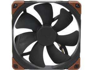 Noctua NF-A14 iPPC-2000 IP67 PWM, 4-Pin, Heavy Duty Cooling Fan with 2000RPM and IP67  (140mm, Black)
