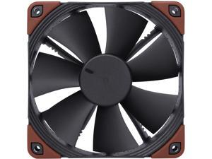 Noctua NF-F12 iPPC-2000 IP67 PWM, Heavy Duty Cooling Fan, 4-Pin, 2000 RPM (120mm, Black)