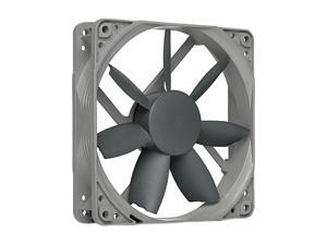 Noctua NF-S12B redux-1200, High Performance Cooling Fan, 3-Pin, 1200 RPM (120mm, Grey)