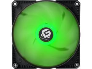MetallicGear Skiron RGB MG-F140PRGB_BK 140mm RGB LED Case Fan