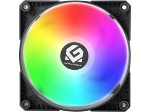 MetallicGear Skiron DRGB MG-F120PDRGB_BK 120mm DRGB LED Case Fan