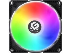 MetallicGear Skiron DRGB MG-F140PDRGB_BK 140mm DRGB LED Case Fan