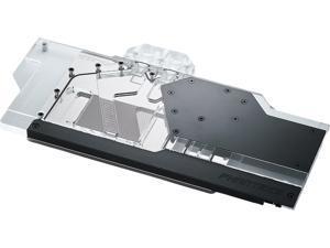 PHANTEKS Glacier G2070 Strix PH-GB2070AS_BK01 RGB ASUS Strix GPU Full Water Block for the latest Asus RTX 2070/2060 Strix cards - Satin Black