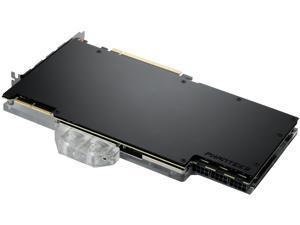 Phanteks Glacier G30 STRIX Backplate for ASUS ROG Strix RTX 3090/3080, Anodized Aluminum, Backplate - Black