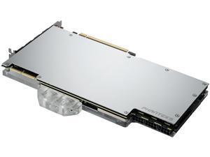 Phanteks Glacier G30 STRIX Backplate for ASUS ROG Strix RTX 3090/3080, Anodized Aluminum, Backplate - Chrome