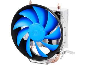 DEEPCOOL GAMMAXX 200T-CPU Cooler 2 Direct Heat Pipes 120mm PWM Fan