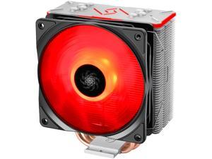 DEEPCOOL GAMMAXX GT-CPU Cooler Die-casting Top Cover Synchronized RGB Housing and Fan AURA Sync Metal Mounting Kit Support LGA 2066 / AM4