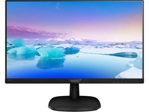 "Philips 243V7QJAB 23.8"" Full HD 1920 x 1080 LED LCD IPS Monitor"