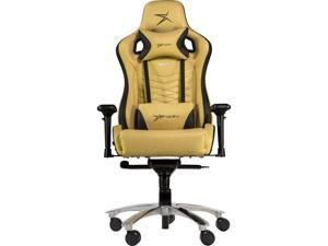 E-WIN Flash XL Series FLA Ergonomic Computer Gaming Chair with Head Pillow and Lumbar Support