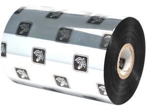 Zebra Wax Resin Ribbon 2.36inx1476ft 5555 Standard 1in core
