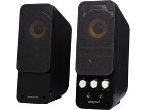 Creative GigaWorks T20 Series II 28 Watts RMS 2.0 Multimedia Speakers