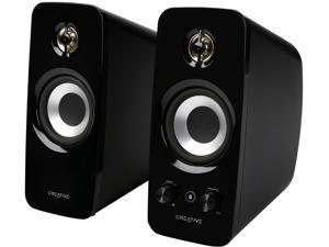 Creative T15 Wireless Bluetooth 2.0 Speaker System, 51MF1670AA003