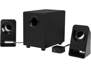 Logitech Z213 (980-000941) 7 Watts (RMS) / 14 Watts peak 2.1 Speakers