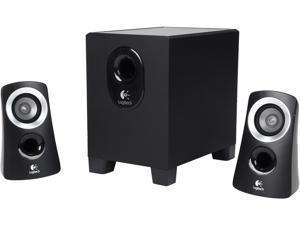 Logitech Recertified 980-000382 Z313 25 Watts 2.1 Speaker System