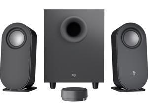Logitech Z407 80W (Peak); 40W (RMS) Bluetooth Computer Speakers with Subwoofer and Wireless Control