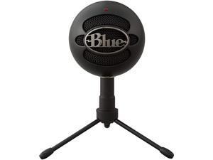 Blue Microphones Snowball iCE 1202 Black USB Connector Snowball Black iCE + PUBG Bundle