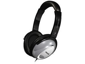 Maxell HP/NC-II Gold Plated 3.5mm Connector Circumaural Noise Cancellation Headphone