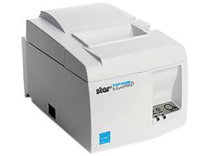 Star Micronics Futureprnt Tsp143iiilan Wt Us Direct Thermal Printer - Monochrome - Desktop - Receipt Print
