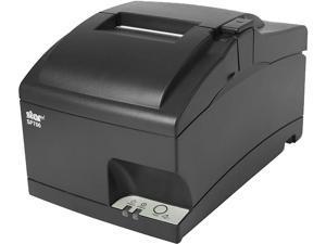 Star Micronics 39336532 SP700 Series Impact Dot Matrix Receipt Printer - Gray - SP742ME GRY US