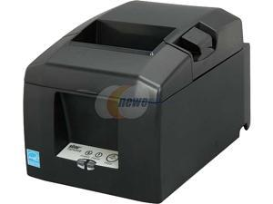 Star Micronics 39481270 TSP650II Series Direct Thermal Receipt Printer - Gray - TSP654IIBi2-24 GRY US