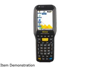 "Wasp DT92 Mobile Computer/1D Imager, 3.2"" Color Touchscreen LCD, 38-key Functional Keypad,1GHz, 1GB/8GB, Wi-Fi 802.11 a/b/g/n, WEC 7 – 633809003073"