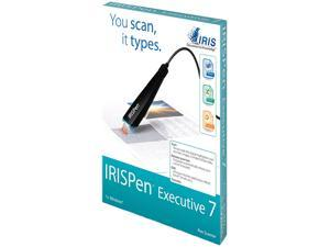 IRIS IRISPen Executive 7 (457887) USB Digital Pen Scanner
