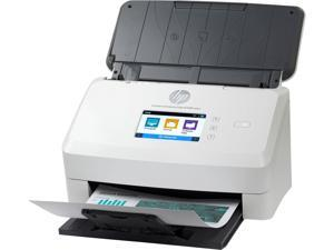 HP ScanJet Enterprise Flow 7000 snw1 6FW10A#BGJ 24-bit (external), 48-bit (internal) CMOS CIS 600 dpi Sheet Fed Document Scanner