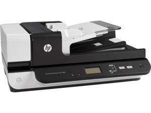 HP ScanJet Enterprise Flow 7500 (L2725B#B19) Duplex 600 x 600dpi USB Flatbed Scanner