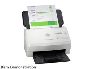 HP ScanJet Enterprise 5000 s5 6FW09A#BGJ 24-bit (external), 48-bit (internal) CMOS CIS 600 dpi Sheet Fed Document Scanner