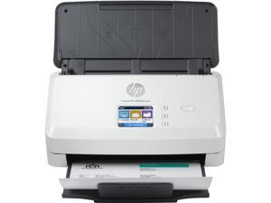 HP ScanJet Pro 4000 snw1 6FW08A#BGJ 24-bit (external), 48-bit (internal) CMOS CIS 600 dpi Sheet Fed Document Scanner
