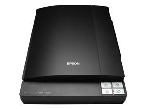 EPSON Perfection V300 Photo B11B193081 USB Interface Flatbed Scanner