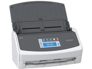 Fujitsu ScanSnap iX1500 PA03770-B215 2 x Color CIS (1 x Front, 1 x Back) 600 x 600 dpi ADF (Automatic Document Feeder) / Manual Feed, Duplex Document Scanner