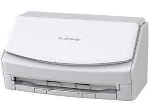 Fujitsu ScanSnap iX1600 Versatile Cloud Enabled Scanner, White