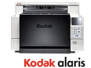 Kodak i4250 (1681006) 110 ppm output up to 600 dpi CCD Document Scanner