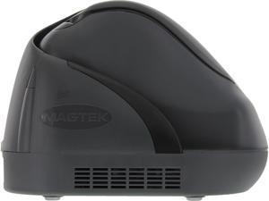 MagTek 22370001 ImageSafe Check Reading and Imaging Device, 3-track Integrated SCRA, USB - Black